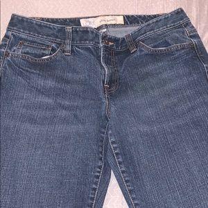 Loft Slim Boot Jeans